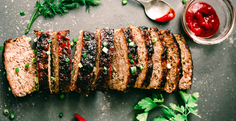 Gluten-Free Meatloaf
