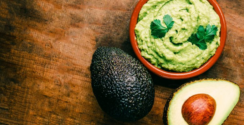 Fresh, Easy Guacamole